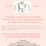 (Atelier) Yoga en famille | Tous les 1er samedi